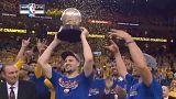 Les Warriors rejoignent les Cavaliers en finale