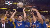 Golden State set up rematch of 2015 NBA finals after beating Oklahoma in decisive game seven