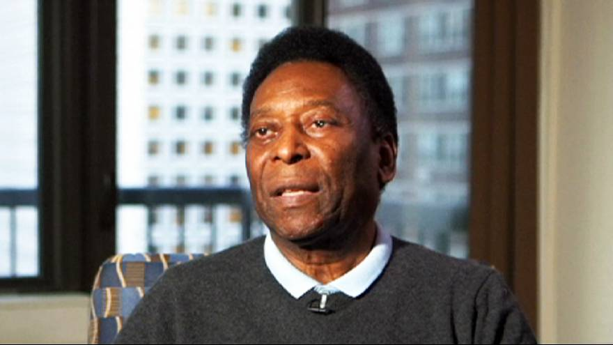 World Cup winner Pele to auction football memorabilia