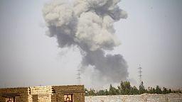 ISIL fight back in Falluja