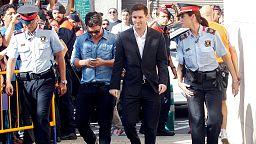 Messi tax evasion trial begins