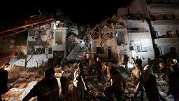 Many dead in Idlib