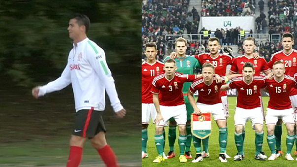 قيمة رينالدو تساوي 4 اضعاف قيمة الفريق المجري