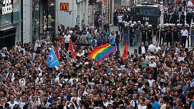 Turquía: tensión en el tercer aniversario de la revuelta del parque Gezi