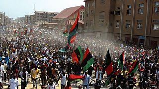 Au moins 10 morts dans des manifestations pro-Biafra au Nigéria