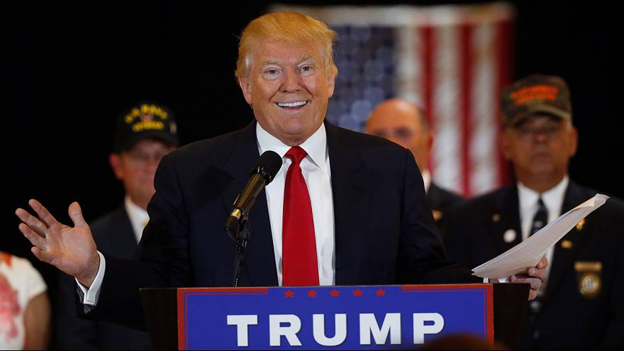 """Nordkorea stellt sich hinter """"weisen Politiker Trump"""""""