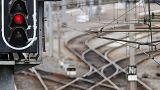کارکنان راه آهن فرانسه دست به اعتصابی نامحدود زدند
