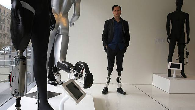 Hugh Herr protézisforradalma