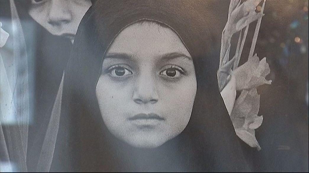 رنج و زیبایی در عکس های کریستین اشپنگلر در پاریس