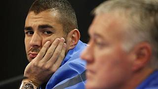 Benzema says Deschamps 'bowed to racists pressure' over Euros snub