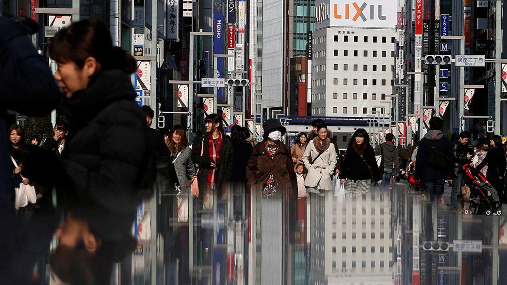 اليابان : تأجيل لفرض ضريبة المبيعات بقيمة 10%