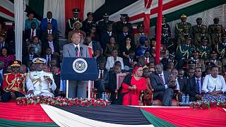 Kenya marks 53 years of 'self-rule,' opposition snubs celebrations