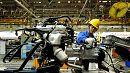 Eurozone manufacturing still lacklustre