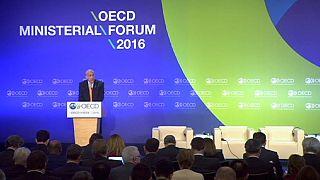 OECD: Weltwirtschaft wächst nur langsam