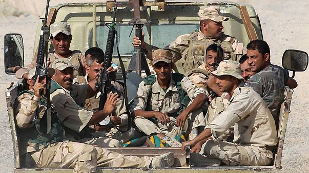 Sorge um Zivilisten: Regierungstruppen setzen Angriff auf Falludscha aus