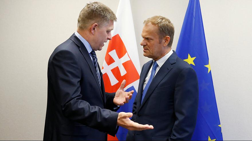 Eslovaquia asumirá la presidencia rotatoria en medio de tensiones por los refugiados