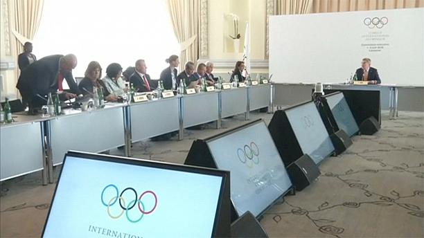 IOC ExCo board meet for last time before Rio Olympics