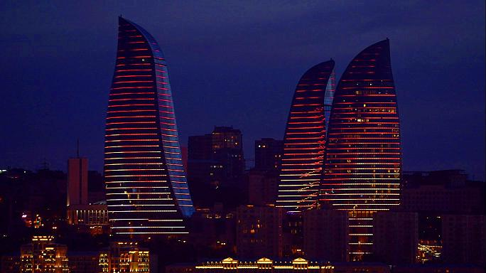 Hot design: the towers that look like flames