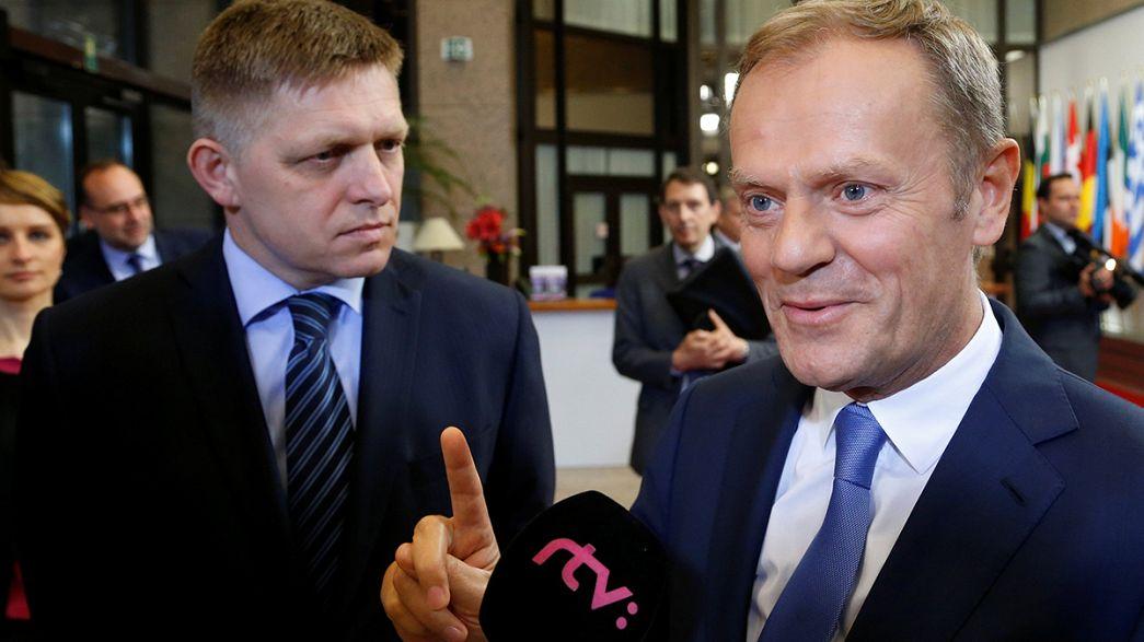 التنبيه الذي وجَّهتهُ المفوضية الأوروبية إلى الحكومة البولندية، من ابرز الإهتمامات الأوروبية لأول يوم من شهر حزيران يونيو 2016