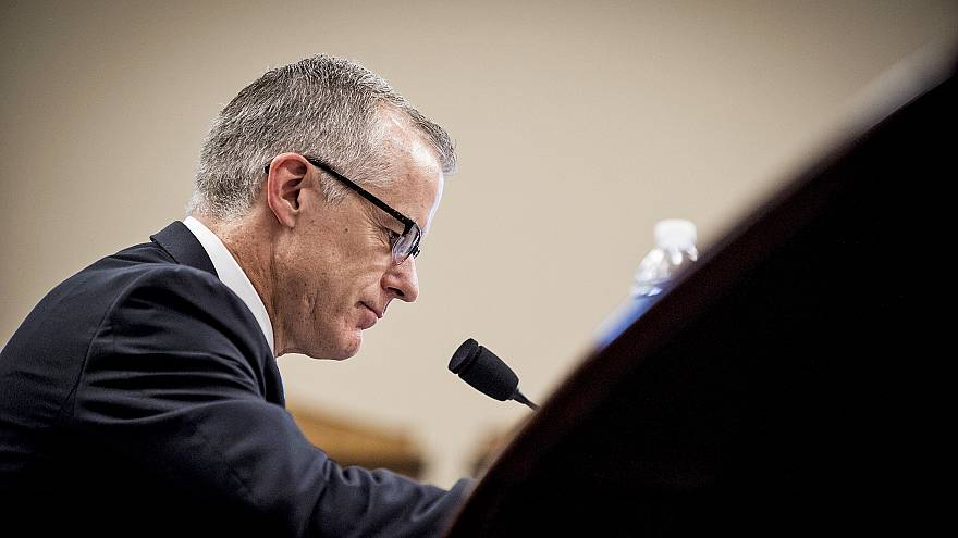 Acting FBI Director Andrew McCabe Testifies To House Committee On FBI's Bud