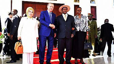 ''Le terrorisme est bien la plus grande menace pour la stabilité de l'Afrique de l'Est'' - Recep Tayyip Erdogan