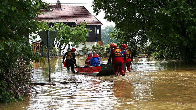 Katastrophenalarm: Vier Tote bei Hochwasser in Niederbayern