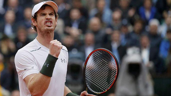 Nyertek a tenisz-világelsők Párizsban