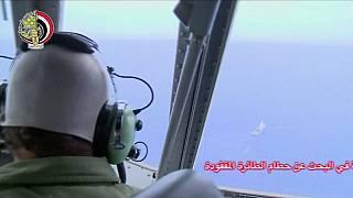 French navy spot signals of an EgyptAir black box