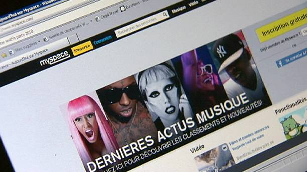 MySpace and Tumblr hacked