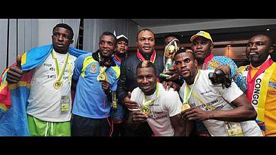RDC : l'argent du CHAN oppose la Fédération au ministère des Sports