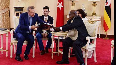 Renforcement de la coopération bilatérale entre l'Ouganda et la Turquie