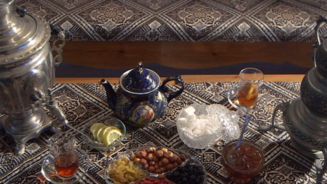 Αζερμπαϊτζάν: Η παράδοση του τσαγιού