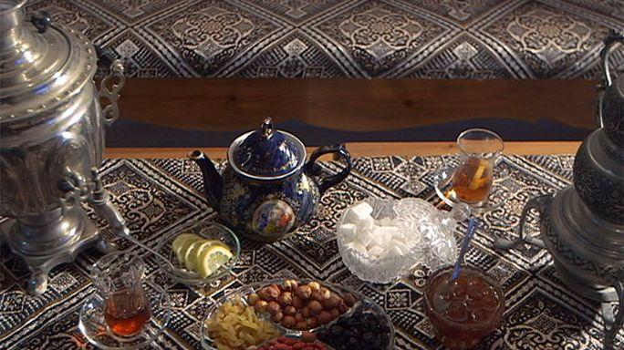 Azerbaycan'ın asırlık geleneği: Çay kültürü