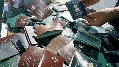 Un réseau de faux papiers d'identité pour migrants démantelé