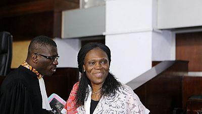 Procès de Simone Gbagbo: réactions au sein du Palais de justice d'Abidjan