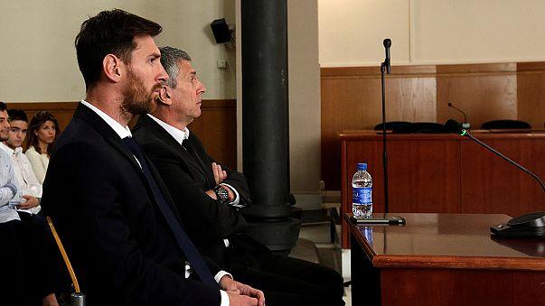 Spagna: Messi e il padre in tribunale, a processo per evasione fiscale