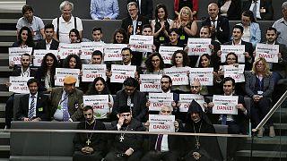 Il parlamento tedesco riconosce il genocidio armeno