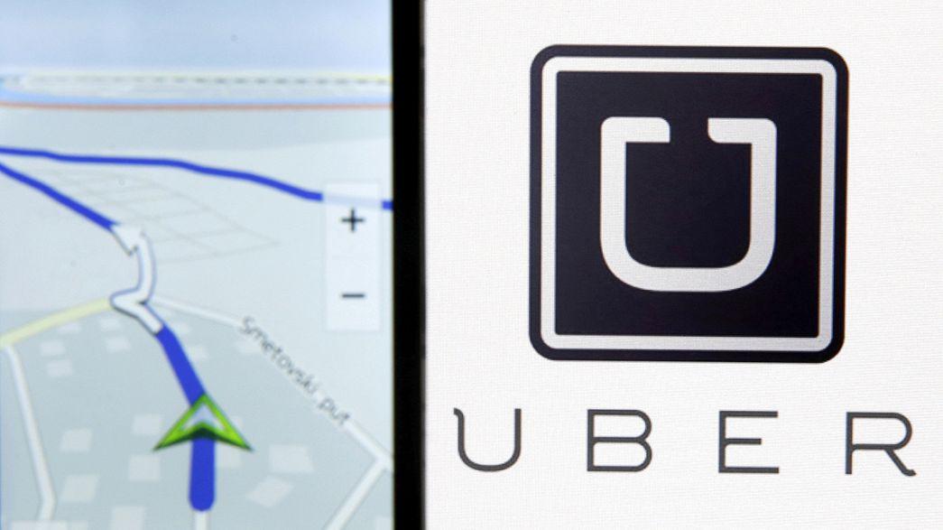 Suudi Arabistan'dan Uber'e 3,5 milyar Dolar'lık rekor yatırım