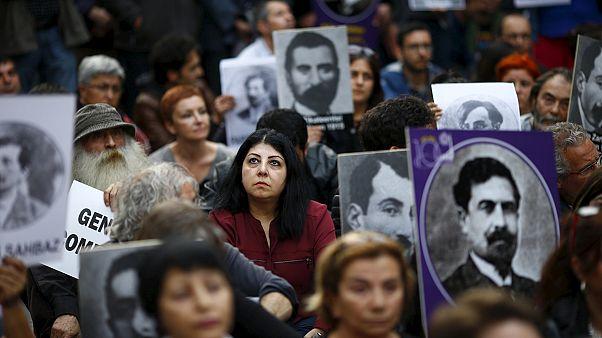"""La batalla diplomática por el reconocimiento del """"genocidio armenio"""""""