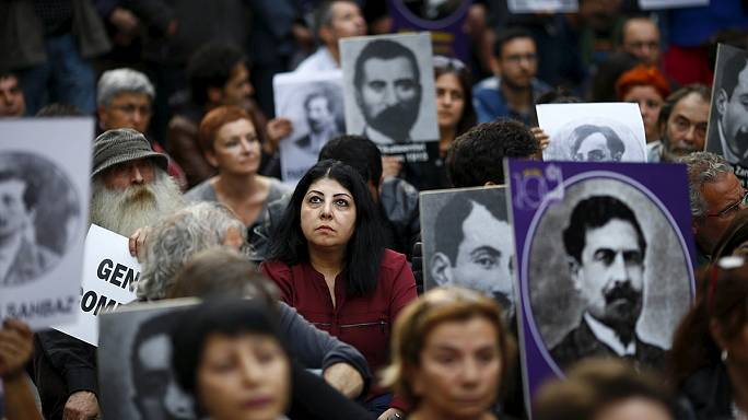 """Турция жестко реагирует на голосование Бундестага по вопросу о """"геноциде"""" армян"""