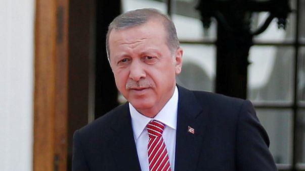 Erdogan: A Bundestag döntése árt a török-német kapcsolatoknak