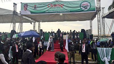 Nigeria : Buhari annule sa première visite dans le Sud