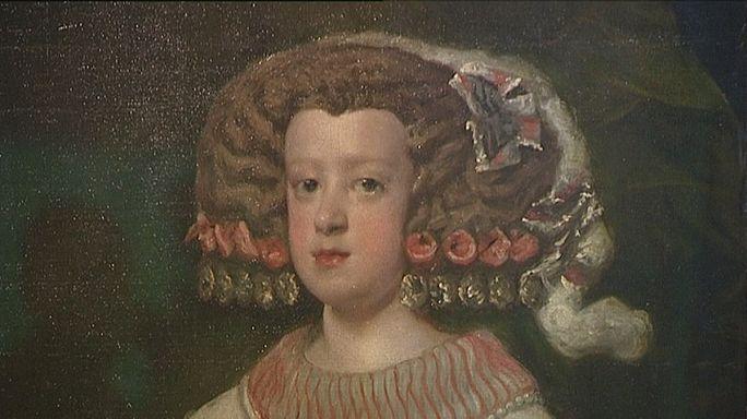 Velázquez'in başyapıtları Fransa'da sergileniyor