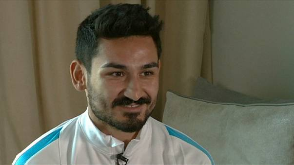 Germany midfielder Gundogan joins Manchester City