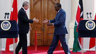 Turkish president Erdogan in Kenya to conclude East Africa tour