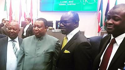 Nigerian replaces Libyan as new OPEC Secretary-General