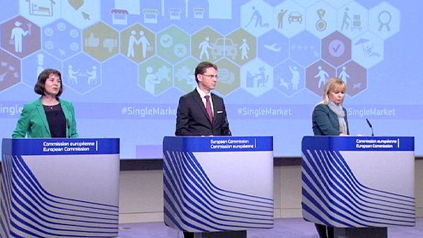 EU backs 'sharing economy'