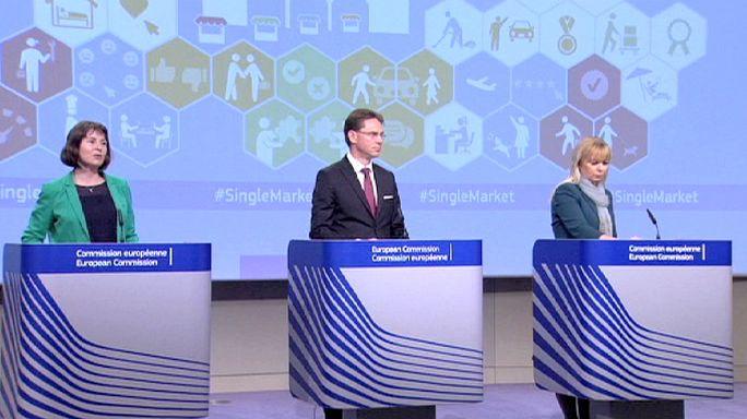 Bruselas presenta orientaciones para garantizar la economía colaborativa