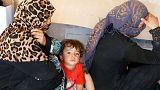 Drama humanitário em Fallujah