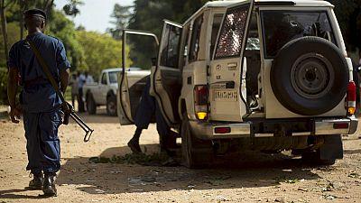 Burundi leader gives rebels two weeks to surrender